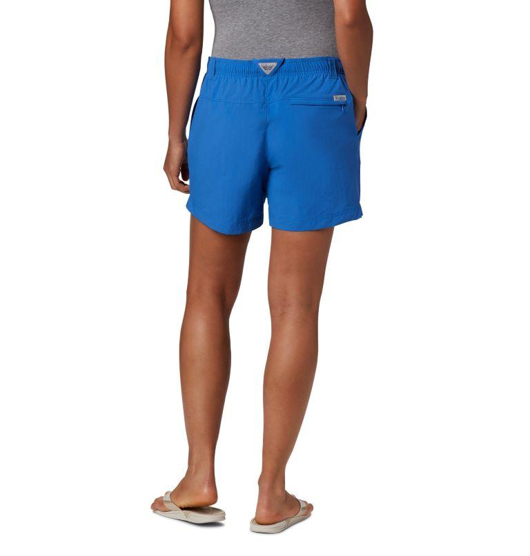 W Backcast™ Water Short | 426 | XXL Women's PFG Backcast™ Water Shorts, Stormy Blue, back
