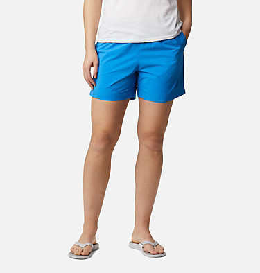 Women's PFG Backcast™ Water Shorts W Backcast™ Water Short | 462 | XS, Azure Blue, front