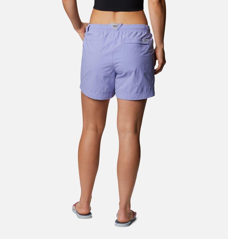 W Backcast™ Water Short   526   S Women's PFG Backcast™ Water Shorts, Fairytale, back