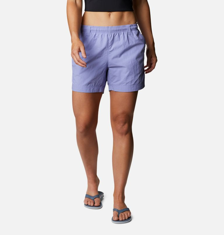 W Backcast™ Water Short   526   S Women's PFG Backcast™ Water Shorts, Fairytale, front
