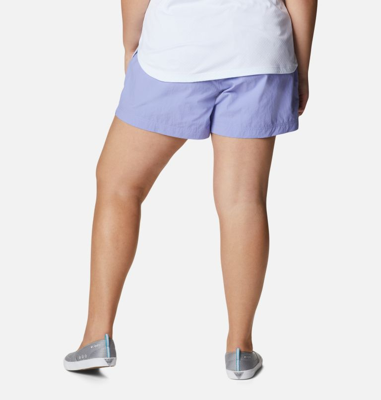 Women's PFG Backcast™ Water Shorts - Plus Size Women's PFG Backcast™ Water Shorts - Plus Size, back