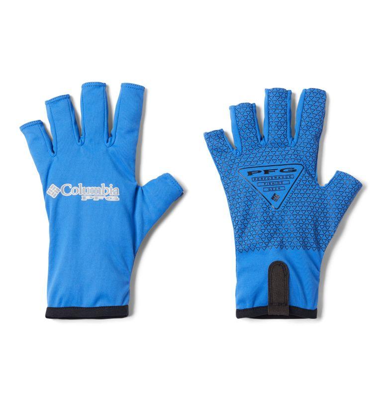 Terminal Tackle™ Fishing Glove | 488 | S/M PFG Terminal Tackle™ Fishing Gloves, Vivid Blue, front
