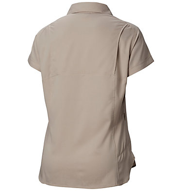 Women's Silver Ridge™ Lite Short Sleeve Silver Ridge™ Lite Short Sleeve | 638 | M, Fossil, back