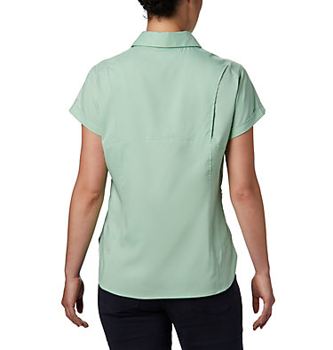 Women's Silver Ridge™ Lite Short Sleeve Silver Ridge™ Lite Short Sleeve | 384 | M, New Mint, back