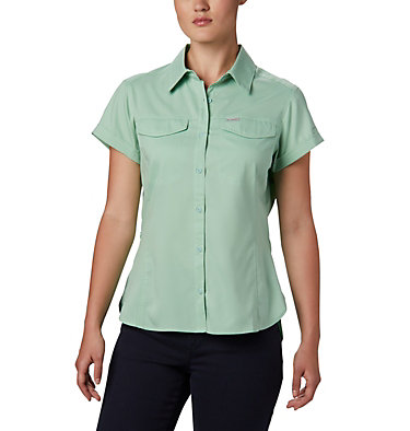 Women's Silver Ridge™ Lite Short Sleeve Silver Ridge™ Lite Short Sleeve | 384 | M, New Mint, front