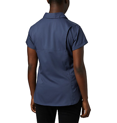 Women's Silver Ridge™ Lite Short Sleeve Shirt Silver Ridge™ Lite Short Sleeve | 010 | L, Nocturnal, back