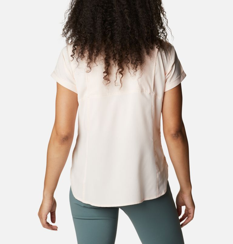 Women's Silver Ridge™ Lite Short Sleeve Women's Silver Ridge™ Lite Short Sleeve, back