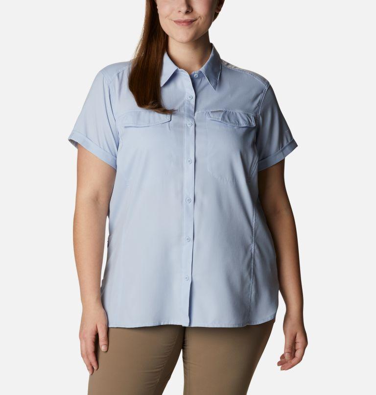 Chemise à manches courtes Silver Ridge™ Lite pour femme — Grandes tailles Chemise à manches courtes Silver Ridge™ Lite pour femme — Grandes tailles, front