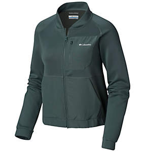 Women's Bryce Canyon™ Cropped Full Zip Top - Plus Size