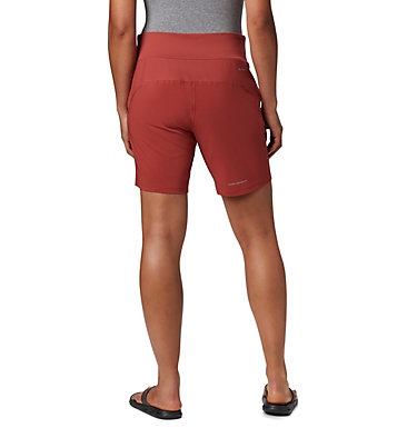 Women's Bryce Canyon™ Hybrid Shorts Bryce Canyon™ Hybrid Short | 472 | XS, Dusty Crimson, back