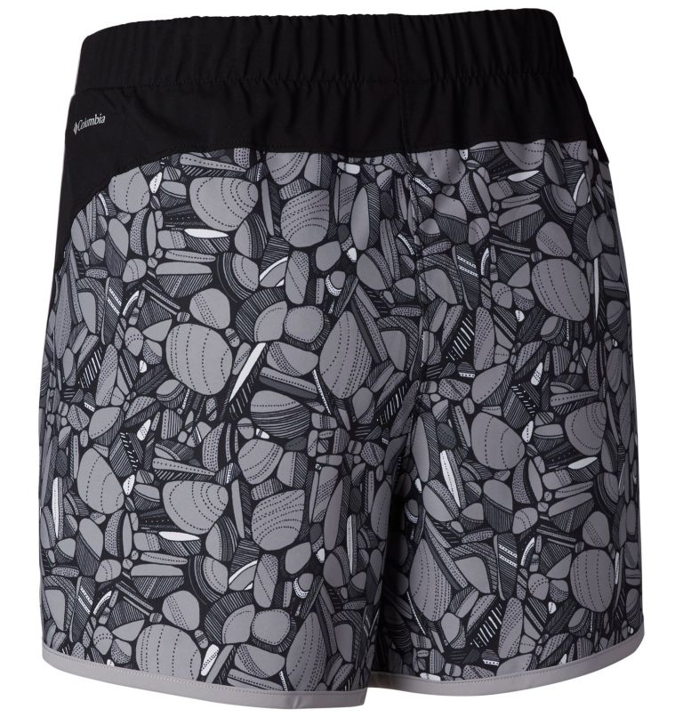 Women's Sandy Trail™ Stretch Shorts-Plus Size Women's Sandy Trail™ Stretch Shorts-Plus Size, back