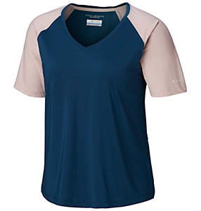 Women's Sandy Trail™ Short Sleeve—Plus Size
