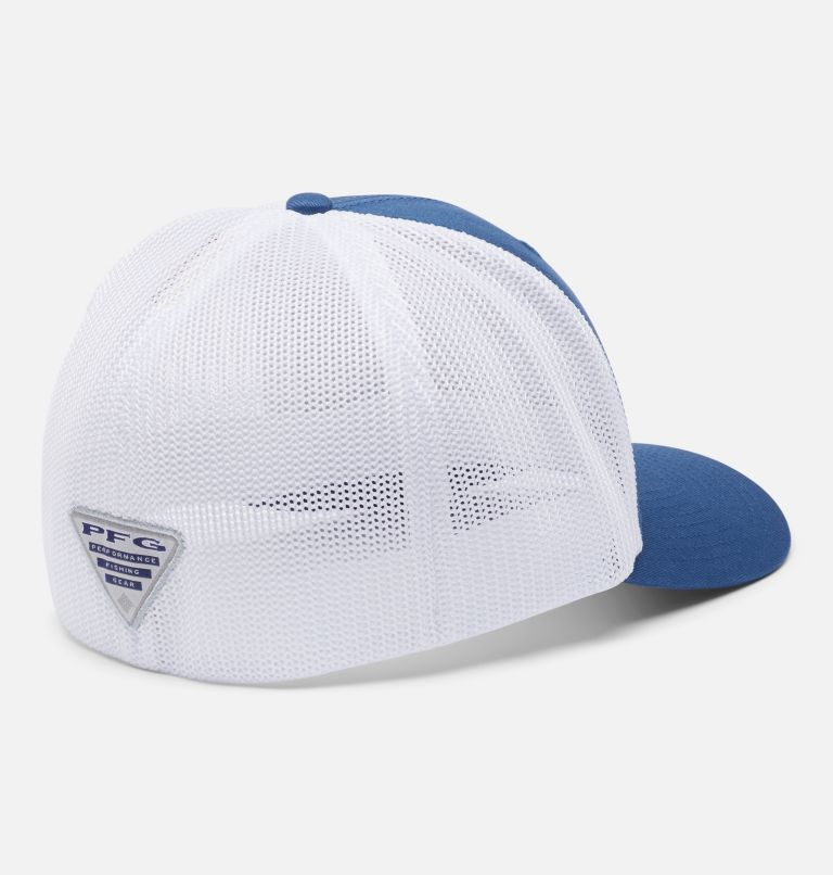 PFG Mesh Fish Flag Ball Cap PFG Mesh Fish Flag Ball Cap, back