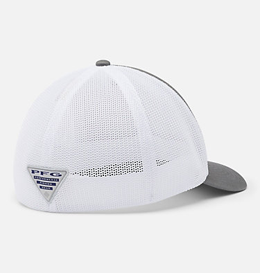 Casquette de baseball PFG Mesh™ Hooks PFG Mesh™ Hooks Ball Cap | 010 | L/XL, Titanium, Silver, back