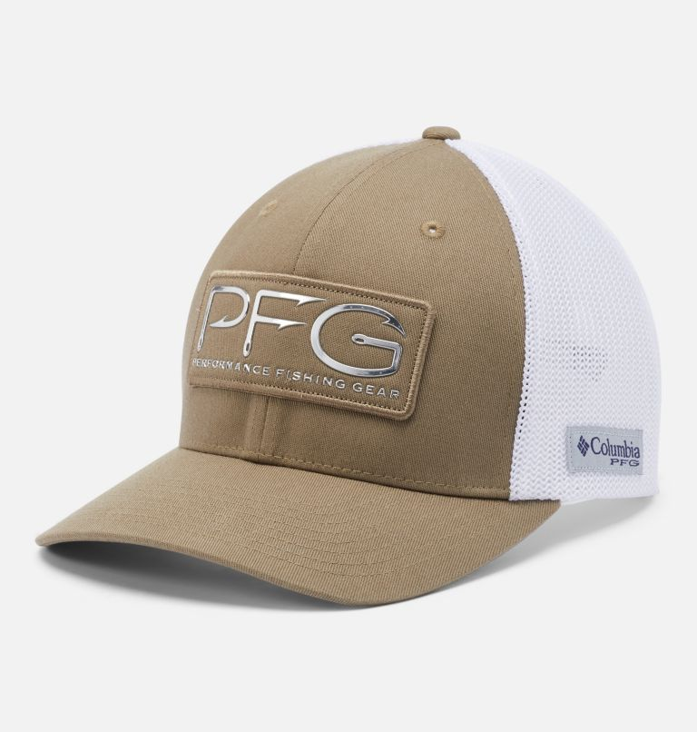 PFG Mesh™ Hooks Ball Cap PFG Mesh™ Hooks Ball Cap, front