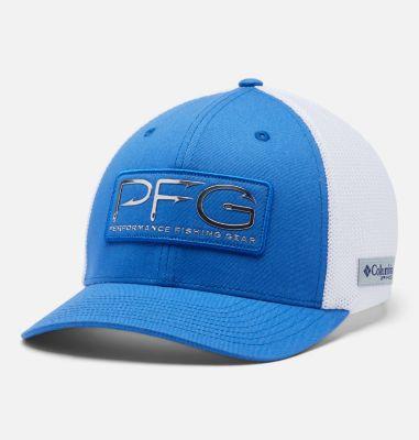 PFG Mesh™ Hooks Ball Cap | Columbia Sportswear
