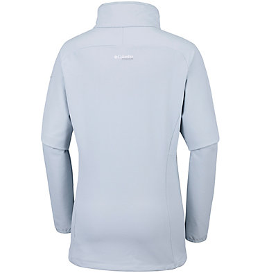 Women's Titan Trekker™ Fleece Jacket Titan Trekker™ Full Zip | 031 | XS, Cirrus Grey, White, back