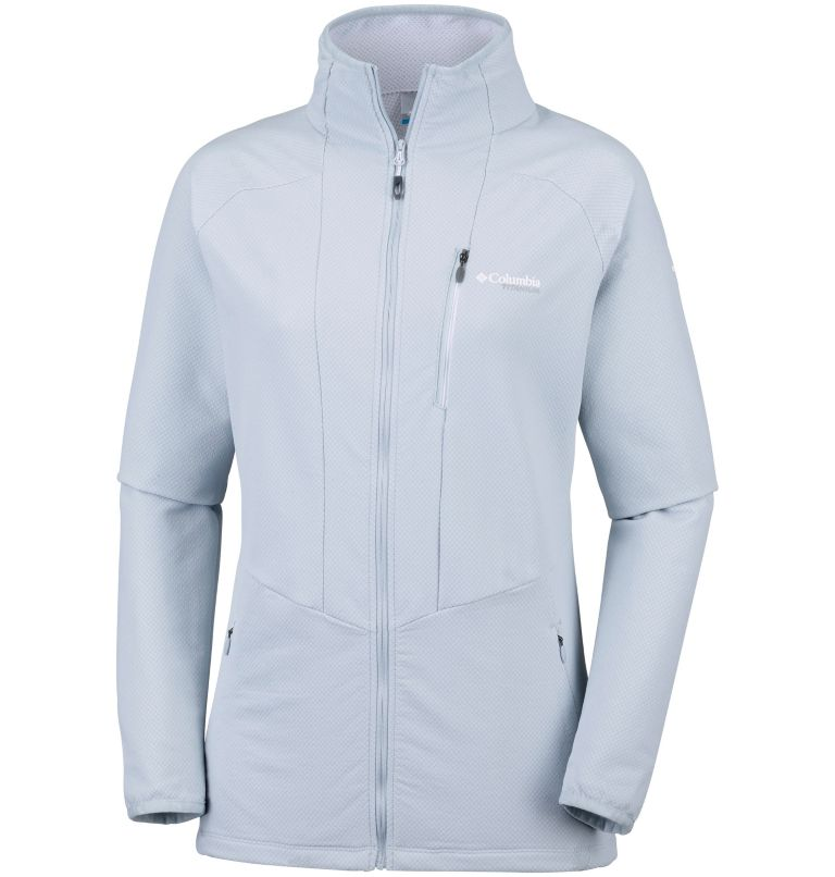 Fleece con cerniera Titan Trekker™ da donna Fleece con cerniera Titan Trekker™ da donna, front