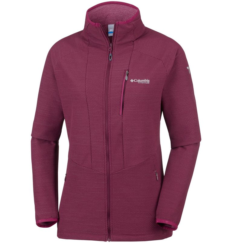 Women's Titan Trekker™ Full Zip Fleece Women's Titan Trekker™ Full Zip Fleece, front