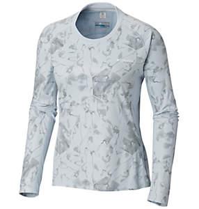 Haut à manches longues en tricot Solar Ice™ pour femme