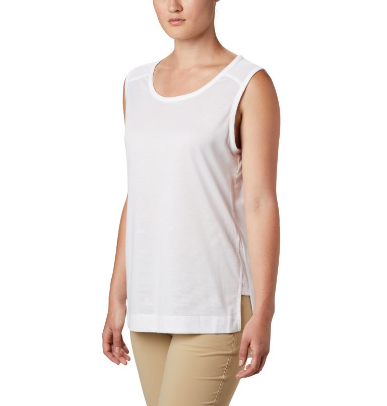 Kickin It™ Tank | 100 | XL Women's Kickin It™ Tank, White, front
