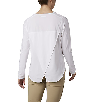 Women's Place To Place™ Sun Shirt Place To Place™ Sun Shirt | 466 | M, White, back
