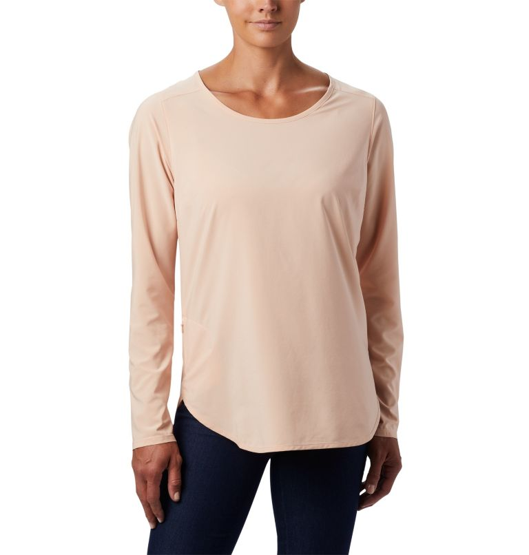 Women's Place To Place™ Long Sleeve Sun Shirt Women's Place To Place™ Long Sleeve Sun Shirt, front