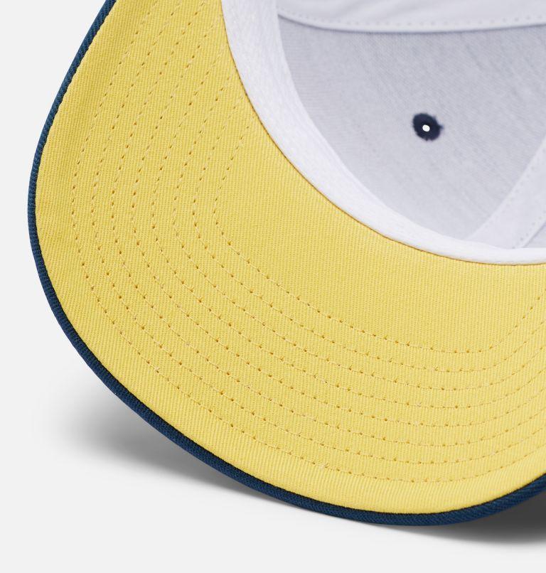 PFG Mesh Snap Back™  Hooks Ball Cap | 466 | O/S PFG Mesh Snap Back™ Hooks Ball Cap, Collegiate Navy, Petrol Blue, Sun Glow, a1