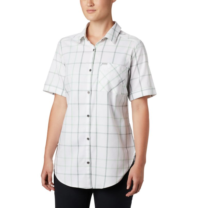 Chemise à manches courtes extensible Anytime Casual™ pour femme Chemise à manches courtes extensible Anytime Casual™ pour femme, a1