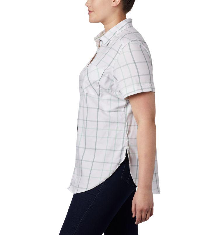 Chemise à manches courtes extensible Anytime Casual™ pour femme — Grandes tailles Chemise à manches courtes extensible Anytime Casual™ pour femme — Grandes tailles, a1