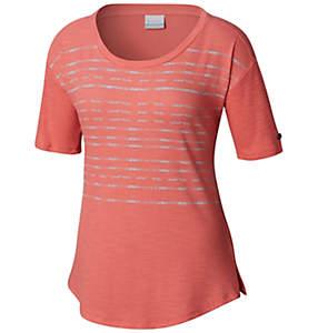 Women's Longer Days™ Short Sleeve Shirt—Plus Size