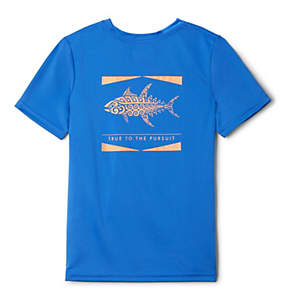 Boys' PFG™ Offshore Short Sleeve Shirt