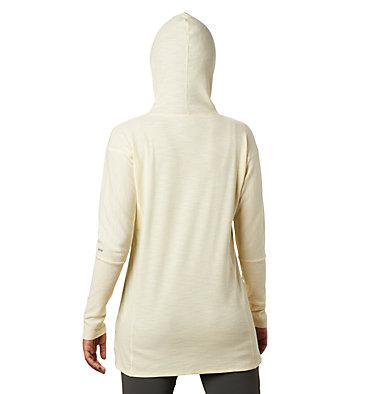 Women's Longer Days™ Hoodie Longer Days™ Hoodie | 384 | S, Pale Yellow, back