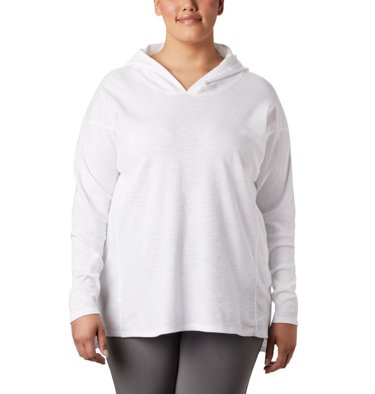 Women's Longer Days™ Hoodie - Plus Size Women's Longer Days™ Hoodie - Plus Size, front