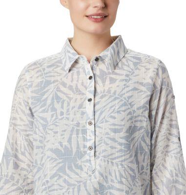Women's Summer Ease™ Popover Tunic   Columbia Sportswear