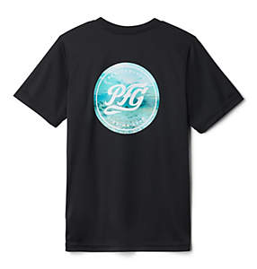 Boys' PFG™ Stamp Short Sleeve Shirt
