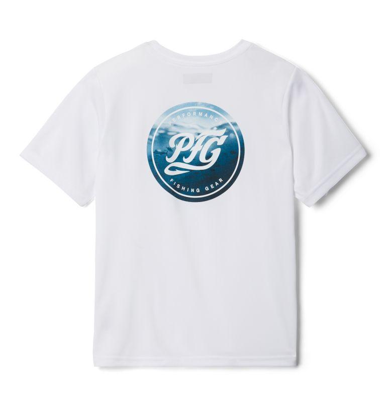 Boys' PFG™Stamp Short Sleeve Shirt Boys' PFG™Stamp Short Sleeve Shirt, front