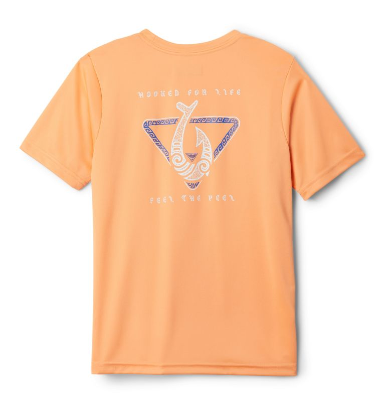 Columbia: Boys' PFG™ Stamp Short Sleeve Shirt! .99 (REG .00) at Columbia!