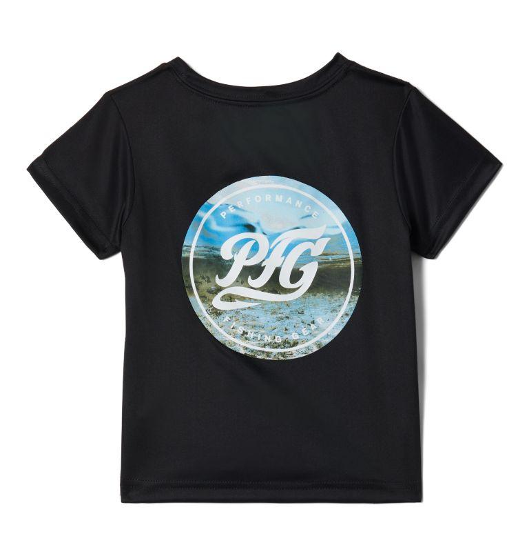 Boys' Toddler PFG™Stamp Short Sleeve Shirt Boys' Toddler PFG™Stamp Short Sleeve Shirt, front