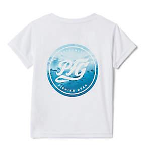 Boys' Toddler PFG™Stamp Short Sleeve Shirt
