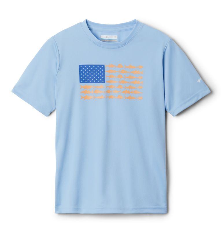 Boys' PFGFinatic™ Short Sleeve Shirt Boys' PFGFinatic™ Short Sleeve Shirt, back