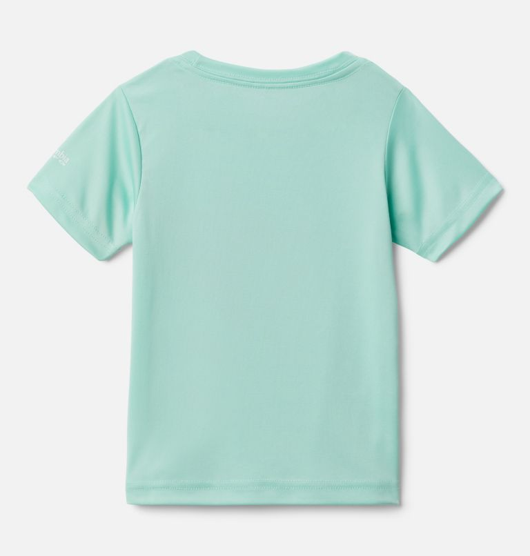 Girls' Toddler PFG™ Reel Adventure Short Sleeve Shirt Girls' Toddler PFG™ Reel Adventure Short Sleeve Shirt, back