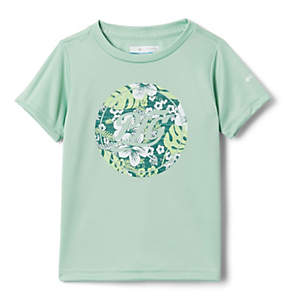 Girls' Toddler PFG™ Reel Adventure Short Sleeve Shirt