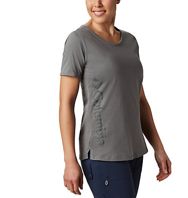 Women's CSC™ Pigment Tee CSC™ W Pigment Tee | 602 | L, City Grey, front
