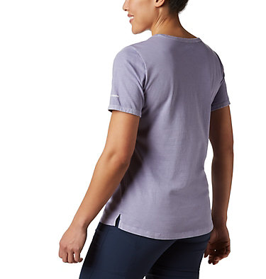 Women's CSC™ Pigment Tee CSC™ W Pigment Tee | 602 | L, Dusty Iris, back