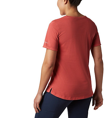 Women's CSC™ Pigment Tee CSC™ W Pigment Tee | 602 | L, Daredevil, back