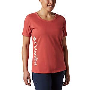 T-shirt avec teinture pigmentaire CSC™ pour femme