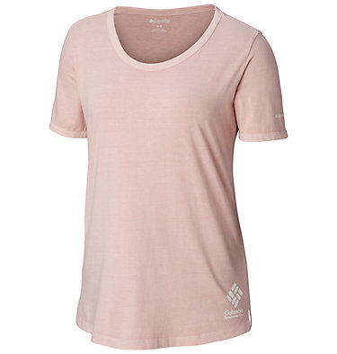 T-shirt CSC™ Pigment Femme CSC™ W Pigment Tee | 602 | L, Mineral Pink, front
