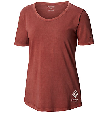 Women's CSC™ Pigment Tee CSC™ W Pigment Tee | 602 | L, Rose Dust, front