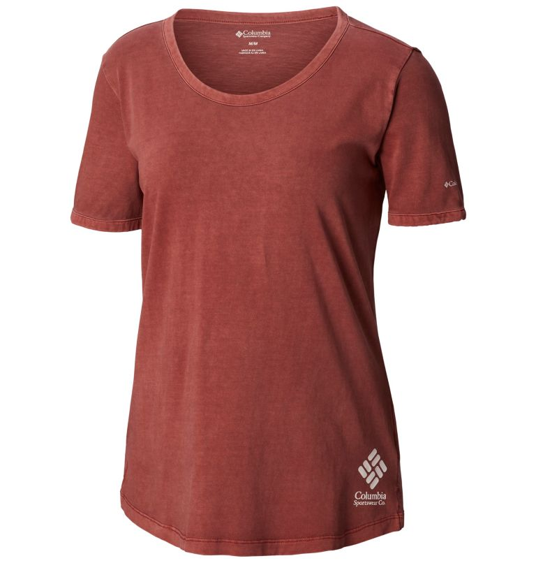 Women's CSC™ Pigment Tee Women's CSC™ Pigment Tee, front
